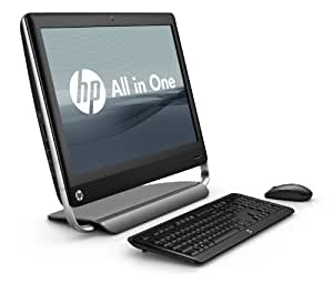 HP Touchsmart 520-1070 Desktop Computer - Black (Discontinued by Manufacturer)