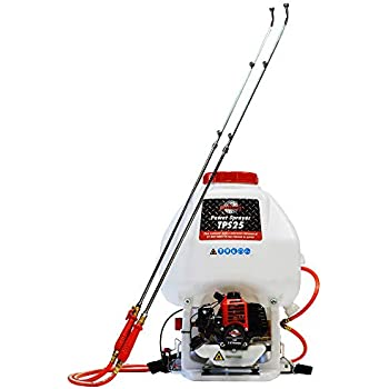 Amazon.com : 6.6 Gallon Gas Power Backpack Pesticide