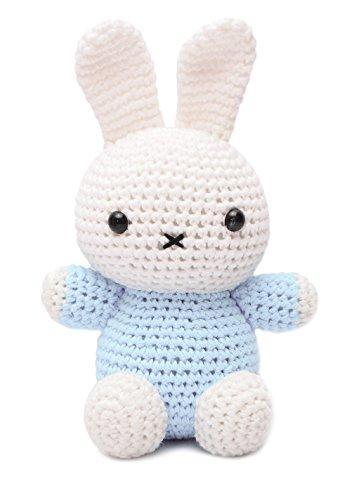 Miffy Bunny Animal Handmade Amigurumi Stuffed Toy Crochet Doll VAC DaoOfThao
