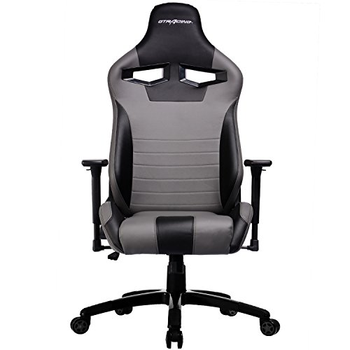 41JhqJzt%2BdL - GTracing Ergonomic Racing Chair Recliner Gaming Chair Backrest and Seat Height Adjustment Computer Office Chair With Pillows