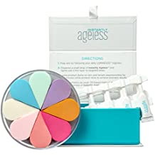 Jeunesse Instantly Ageless 25 Vials With 8 FREE Cosmetic Sponges | Instantly Ageless 25 Vial Box Set with a FREE Set of 8 Cosmetic Sponges
