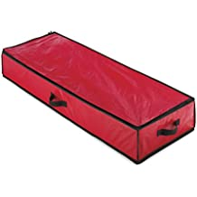 Whitmor  Christmas Storage Collection Giftwrap Storage Bag