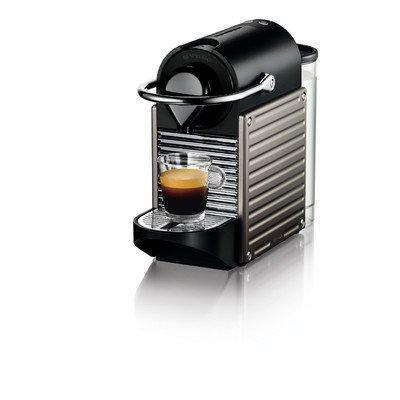 Pixie Espresso Machine Color: Fire Engine Red