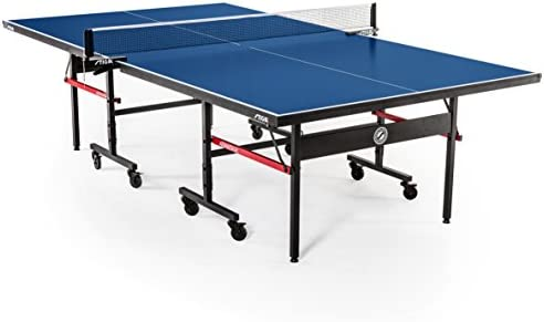 Stiga Aluminum Table Tennis Racket Hard Case Transports And Stores One Racket An