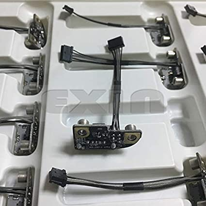 Cable Length: Standard, Color: 1 Piece ShineBear Genuine New 820-2361-A for MacBook Pro 17 A1297 Magsafe Power DC-in Jack Board 2009 2010 2011 MB604 MC226 MC024 MC725 MD311