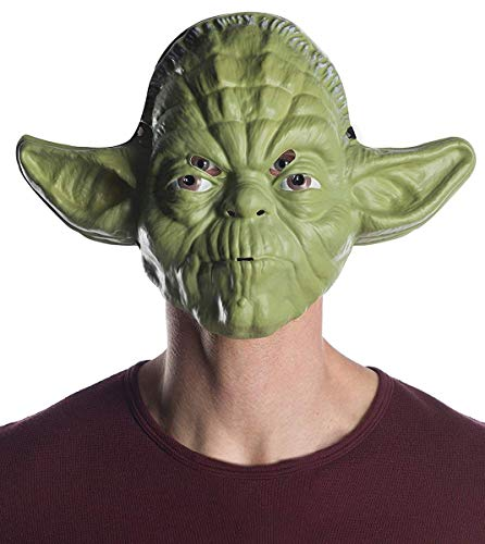 Rubie's Unisex-Adult's Standard Yoda, as as Shown One Size ()