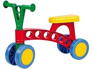 Lena 07175 – Roll Flitzer,  longitud 48 cm, color  rojo