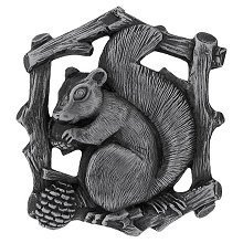 Notting Hill DH Grey Squirrel (Right) (NHK177-AP-R) – Antique Pewter