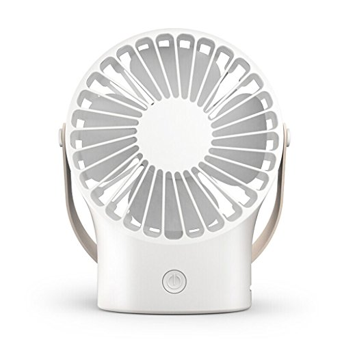 KTYX USB Charging Mini Bedside Desktop Fan fan by KTYX