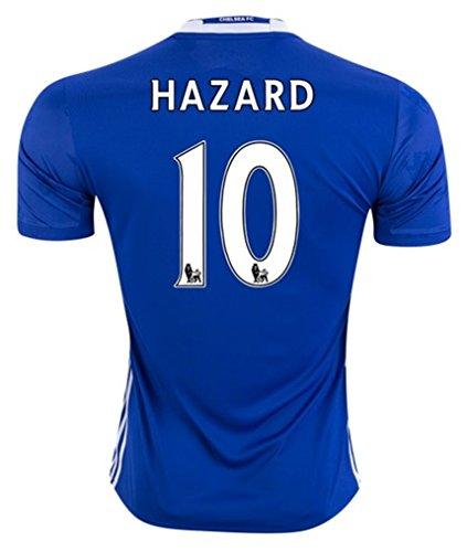 Adidas Chelsea FC No. 10 Eden Hazard Men