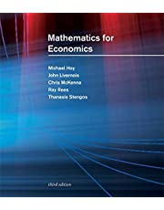 Mathematics for Economics, third edition