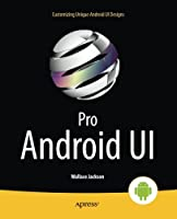 Pro Android UI Front Cover