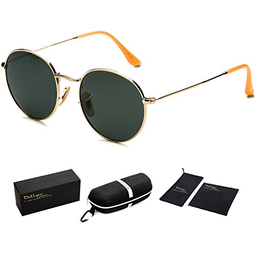 Dollger Lennon Vintage Sunglasses Polarized product image