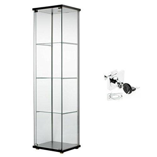 Locking Curio Cabinets - 3