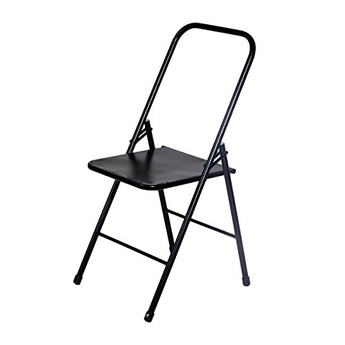 Friends of Meditation Chair (Backless) for Yoga : Prop for Yoga asana and Restorative Yoga (RY-5)