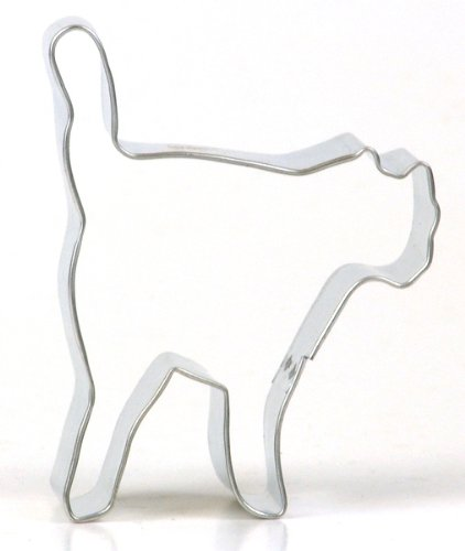CK Products Halloween Cat Cookie Cutter