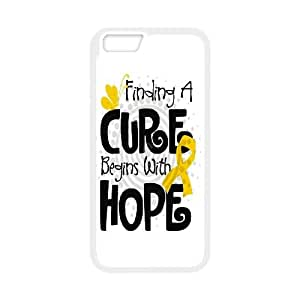 "DDOUGS I childhood cancer New Fashion Cell Phone Case for Iphone6 Plus 5.5"", Customized I childhood cancer Case"