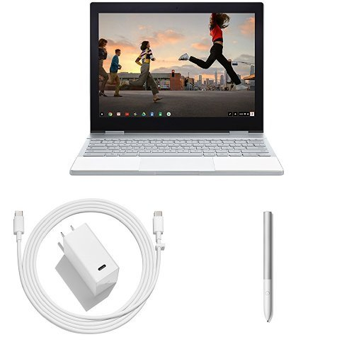 Google Pixelbook (i7, 16 GB RAM, 512 GB) + Google Pixelbook Pen + 45W USB Type-C Charger