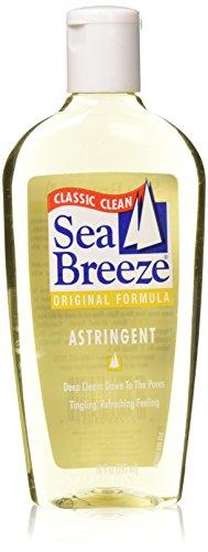 Sea Breeze Astringent Original Formula - 10 Oz (3 Pack) (Sea Breeze Naturals)