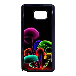 Custom Phone Case with Fluorescence Image On The Back Fit To Samsung Galaxy Note 5