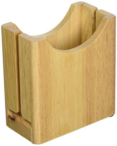 wood bagel slicer - 1