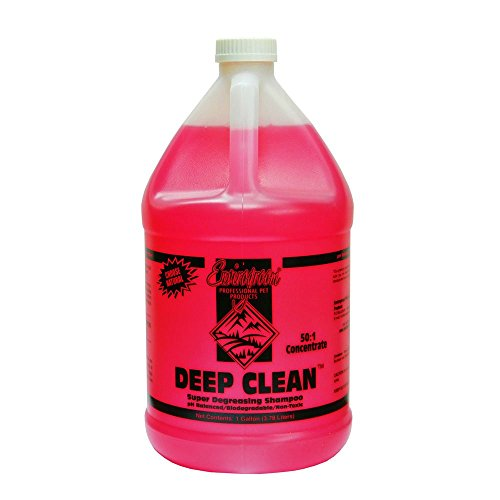 Envirogroom Deep Clean Shampoo, 50: 1, Gallon