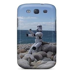 New Stormtrooper Tpu Case Cover, Anti-scratch Jrcarter Phone Case For Galaxy S3