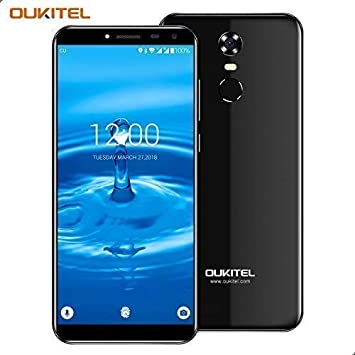 OUKITEL C8-3G Smartphone, 5.5 Pulgadas Display (18: 9 Visión ...