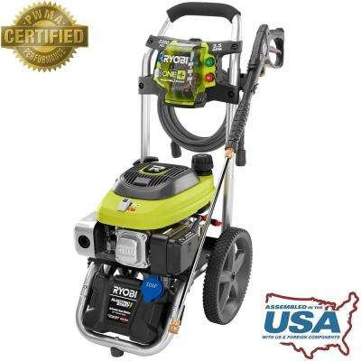 Ryobi RY803111 Electric Start Gas Pressure Washer Black Friday Deals