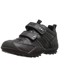 Geox Boy's JR SAVAGE Velcro Strap Shoe