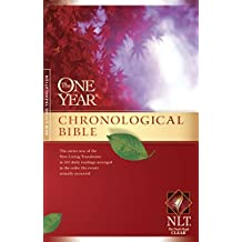 The One Year Chronological Bible NLT (One Year Bible: Nlt)