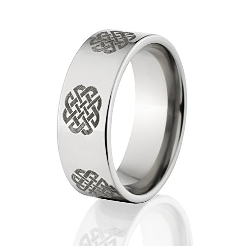 Celtic Ring Celtic Wedding Bands Celtic Knot Ring Celtic Wedding Rings Custom USA Made