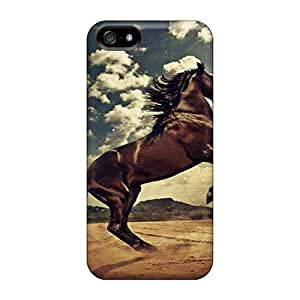 Fashionable RnO29382kmYa Iphone 5/5s Cases Covers For The Stallion Protective Cases
