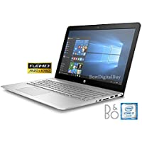 HP Envy 15t Laptop 7th Gen Intel i7 up to 3.5GHz 8GB 1TB 15.6 FHD B&O AUDIO WebCam WiFi (Certified Refurbished)