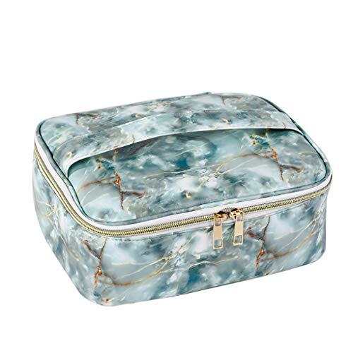 Ktyssp New Bag Travel Cosmetic Bag Organizer Multifunction Toiletry Bag for Woman - Mirrors Bathroom To Shelf Add Unit