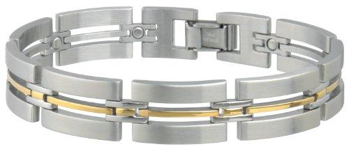 (Sabona Imperial Duet Magnetic Bracelet, Medium)