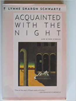 acquainted with the night a story Acquainted with the night and other stories [lynne schwartz] on amazoncom free shipping on qualifying offers the author presents her first collection of short stories, which reveal astute observations of middle-class life and targets the compromises that propriety and prudence demand of the heart.