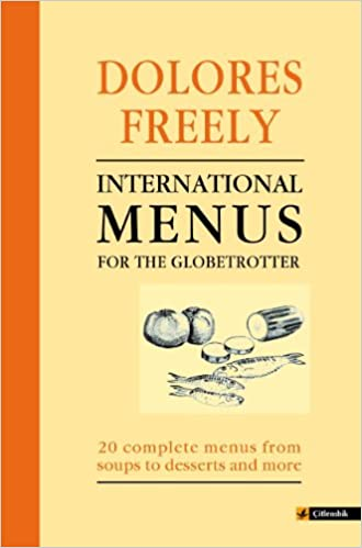 International Menus for the Globetrotter (Citlembik Publications)