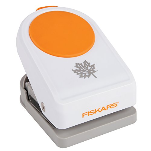 Fiskars Intricate Shape Punch, Leaf