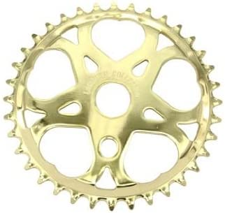 BICYCLE CHAINRING  LUCKY 7 44t 1//2 X 1//8 Gold CRUISER BIKE