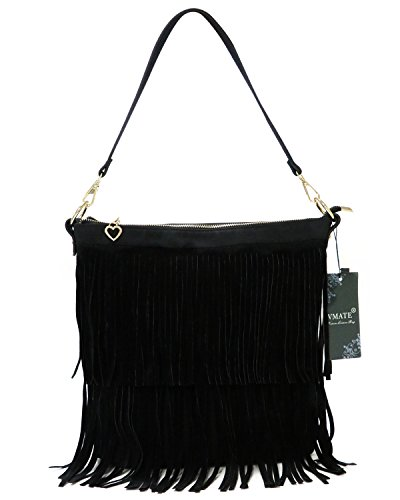 The 8 best fringe tote bags