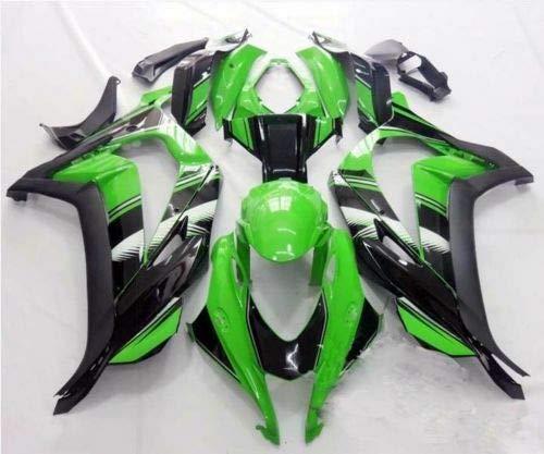 FidgetGear C003 - Carenado de inyección para Kawasaki Ninja ...