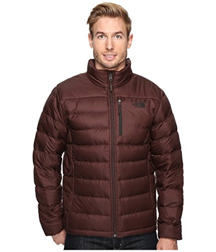 The North Face Aconcagua Jacket Coffee Bean Brown Men's Coat