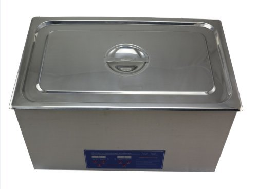 30L Professional Multifunctional stainless steel Ultrasonic Cleaner Digital Commercial Grade B01N6UHH4K
