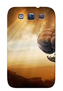 Catenaryoi Galaxy S3 Well-designed Hard Case Cover Blimps Protector For New Year's Gift