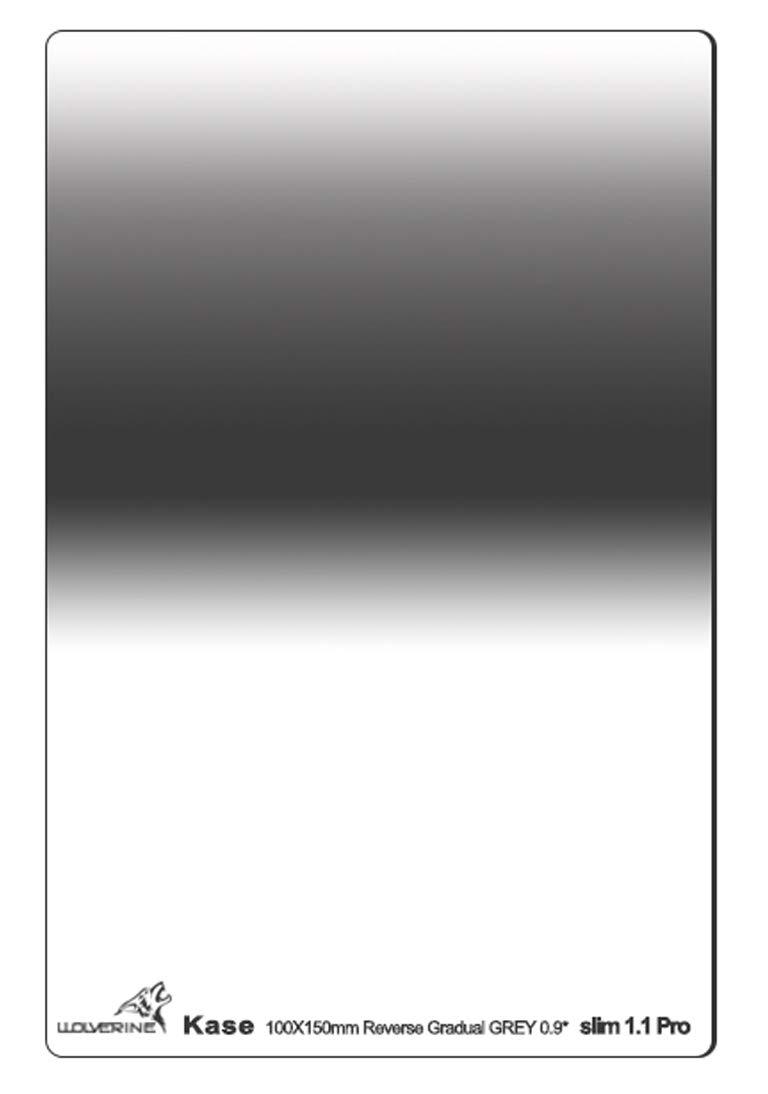 Kase Wolverine Slim 1.1mm Shockproof 100mm x 150mm Reverse Grad ND0.9 Filter Neutral Density 3 Stop Optical Glass 100 150 ND Sunset