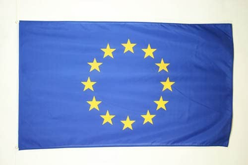 AZ FLAG Bandera de Europa 150x90cm - Bandera Union Europea - UU.EE ...