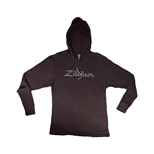 Zildjian Long-Sleeve Lightweight Hoodie - Size M
