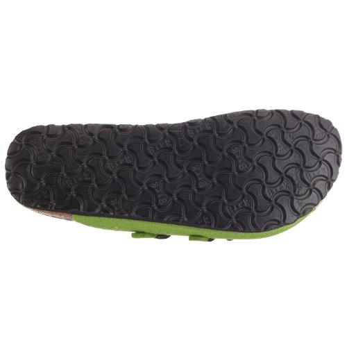 Birki 529083 - Zuecos de fieltro para mujer Verde