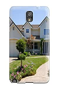 Hot House First Grade Tpu Phone Case For Galaxy Note 3 Case Cover